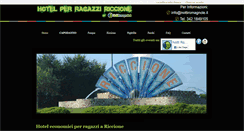 Preview of hotelragazziriccione.it